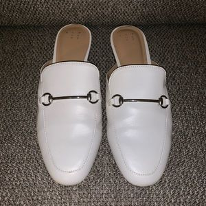 A New Day white mule